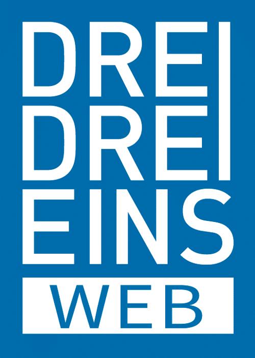 DREIDREIEINS Web